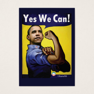 Yes We Can! Gift Tags