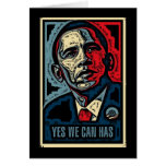 Yes We Can, Has Cards