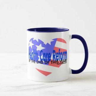 Yes we can! Health Care Reform Mug