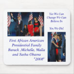 Yes We Can                          ... Mouse Mats