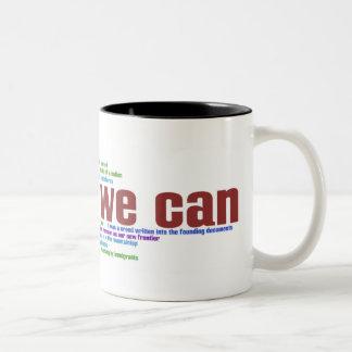 Yes We Can - Mug