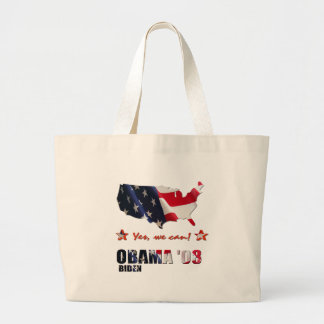 Yes We Can Obama Tote Bag