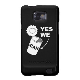 YES WE CAN OF SOUP.png Galaxy S2 Cases