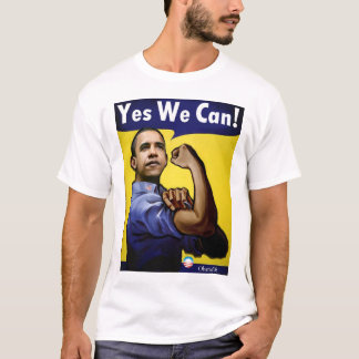 Yes We Can! T T-Shirt