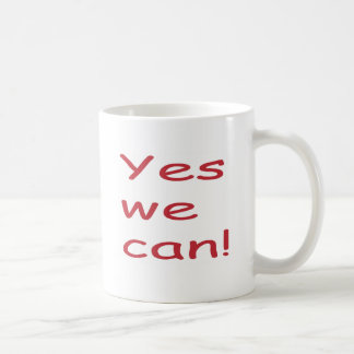 Yes we can, the big O. Mugs