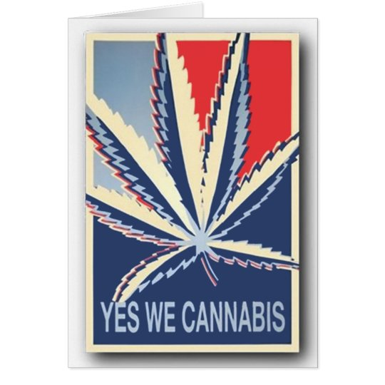 Yes We Cannabis Card