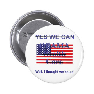 Yes We Can't Button