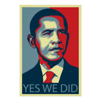 Yes We Did Poster