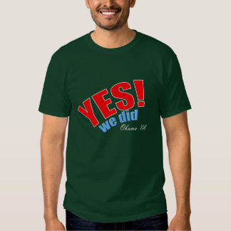 Yes! We did T-Shirt
