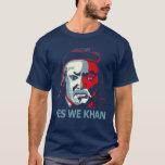 Yes We Khan (Dark) T-Shirt