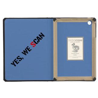 Yes, We Scan  NSA PRISM iPad Mini Retina Cover