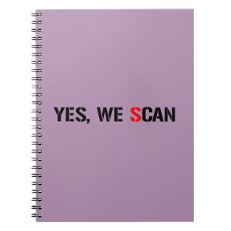 Yes, We Scan  NSA PRISM Notebook