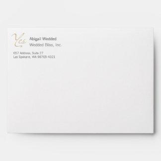 Yes - Wedding Planner Envelope