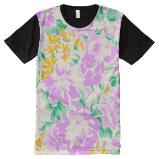 Yes Whole Fun Fresh All-Over-Print T-Shirt