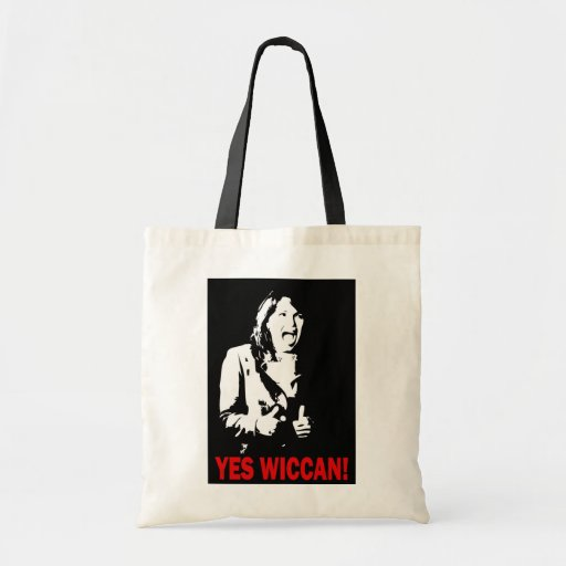 Yes Wiccan! Tote Bag