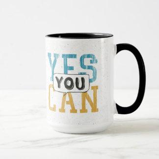 Yes You Can Mug