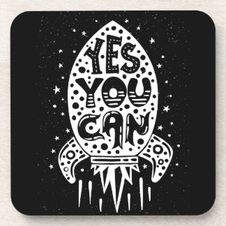 Yes You Can Rocketship Coaster