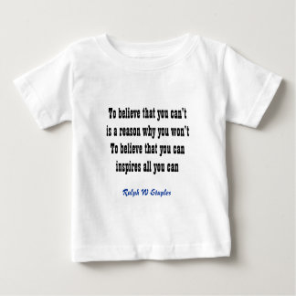 Yes you can t-shirts