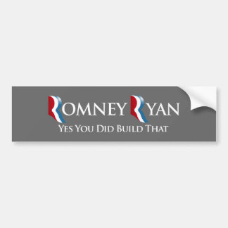 YES YOU DID BUILD THAT - -.png Car Bumper Sticker