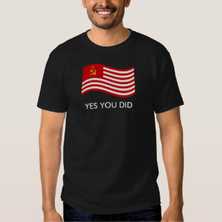 Yes You Did - Dark T-shirt