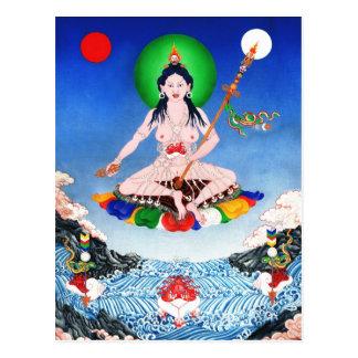 Yeshe Tsogyel [postcard]