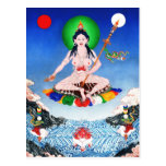 Yeshe Tsogyel [postcard] Postcard