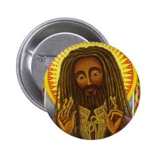 Yeshu Rasta Fari Button