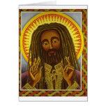 Yeshu Rasta Fari Tarjeta