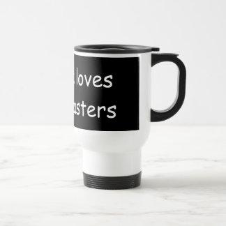 Yeshua ama los locutores tazas de café
