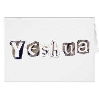 Yeshua Anonym Hair TRANS png Card