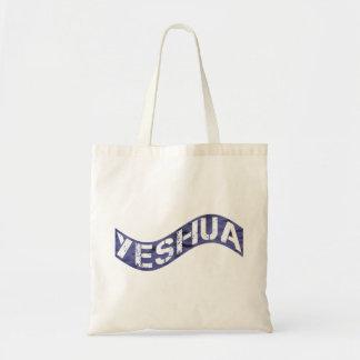 Yeshua Drapeau Mauve Tote Bag