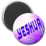 Yeshua fond ondes magnet