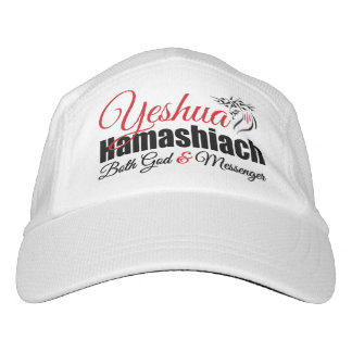 Yeshua Hamashiach Both God And Messenger Hat