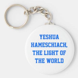 Yeshua HaMeschiach, Keychains