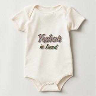Yeshua is Lord Baby Bodysuit