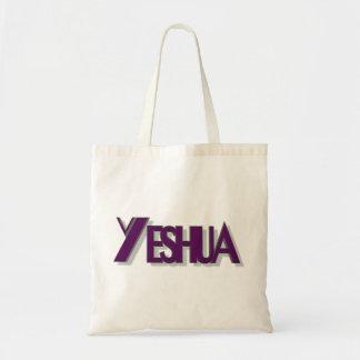 Yeshua mauve 3D Tote Bag