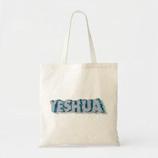 Yeshua Roc Bleu 3D Tote Bag