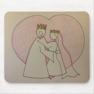 Yeshua s Beloved Mouse Pad