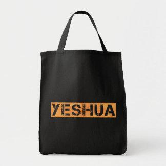 Yeshua tampon Orange Canvas Bag