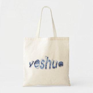 Yeshua Vibration Bleu Tote Bag