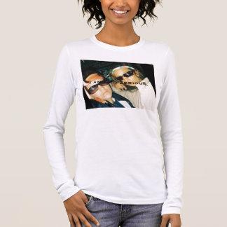 yesssssss, I am Ded Zerious. Long Sleeve T-Shirt