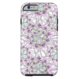 Yesterday Bouquet iPhone6 case by Valxart Tough iPhone 6 Case