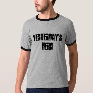YESTERDAY'S HERO T-Shirt