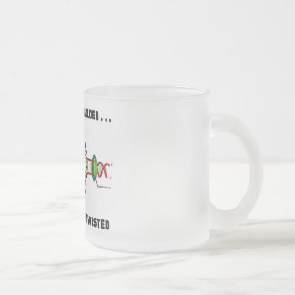 Yet Another Year Older Still Just As Twisted DNA Coffee Mugs
