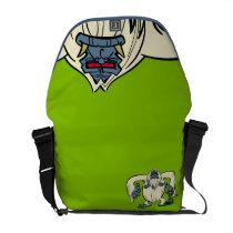 Yeti - 1 messenger bags at Zazzle