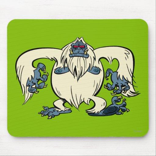 Yeti - 1 mouse pads