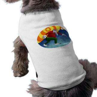 Yeti & Arctic Fox Dog Shirt