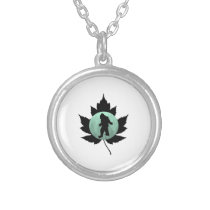 Yeti Falls Silver Plated Necklace