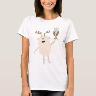 Yeti & Owl T-Shirt