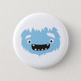 Yeti Pinback Button